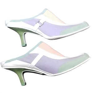 DONALD J PLINER Heels (Size 7.5 W/6.0 Youths)